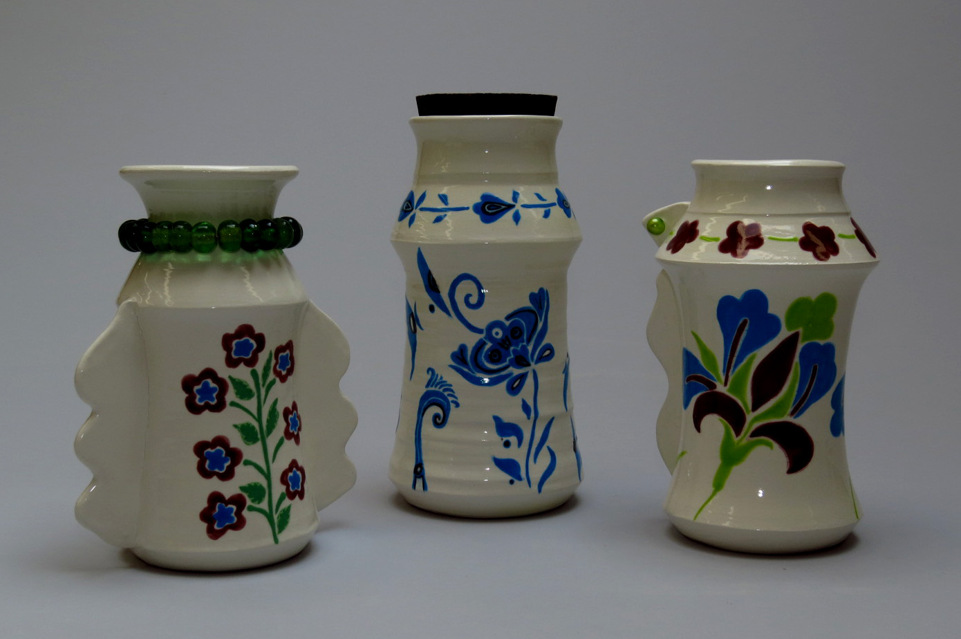 """Small Vessels:  6"""" – 8""""h"""